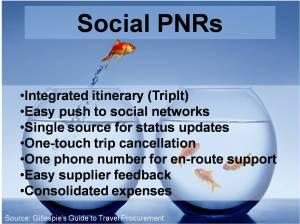 Social PNRs