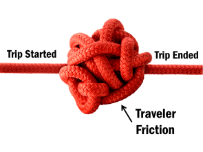 Traveler Friction Red Knot